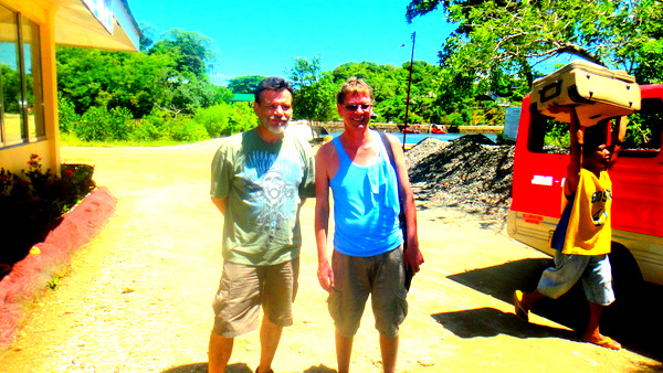 The Kano and The Kiwi in Guimaras