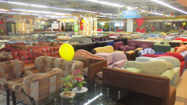 Philippines Shopping Gaisano City In Iloilo