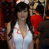 Filipina nurse e
