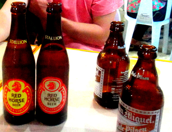 Red Horse-fueled fights