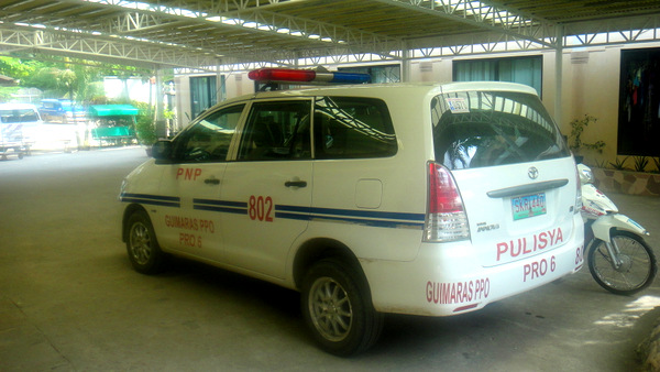 Philippine National Police Guimaras
