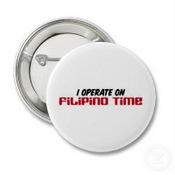 Filipino Time&#8212;Unplugged!