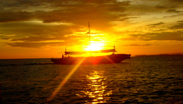 Guimaras sunset