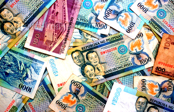 Philippine Peso Hits Near 12-Year Low