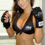 HOT Fil-Aussie Babe is New ONE FC's Ring Girl