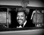 Filipino Don King Spotted on the Guimaras Jeepney?