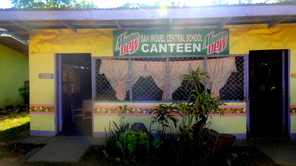 San Miguel Central School Canteen