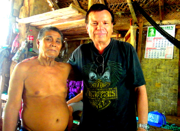 The Healer and The Kano in Guimaras