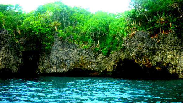 Island hopping tour in Guimaras