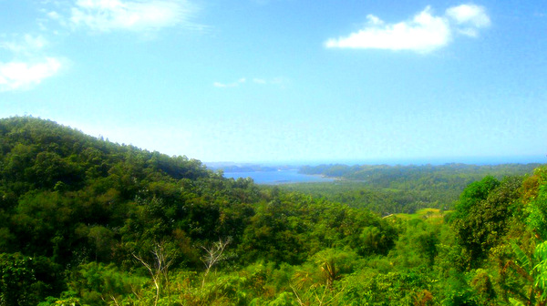 The view at Valle Verde Mountain Spring Resort