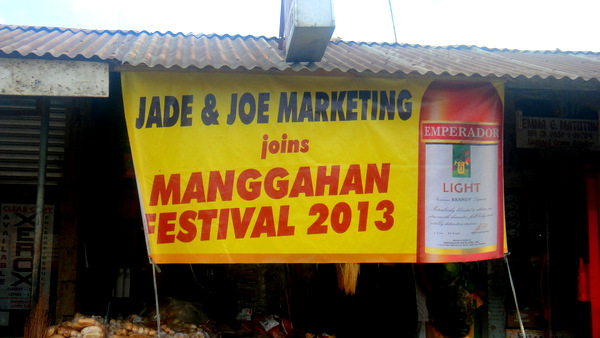 Jade and Joe Marketing join the Manggahan Festival
