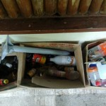 Recycling at The Farm in Guimaras