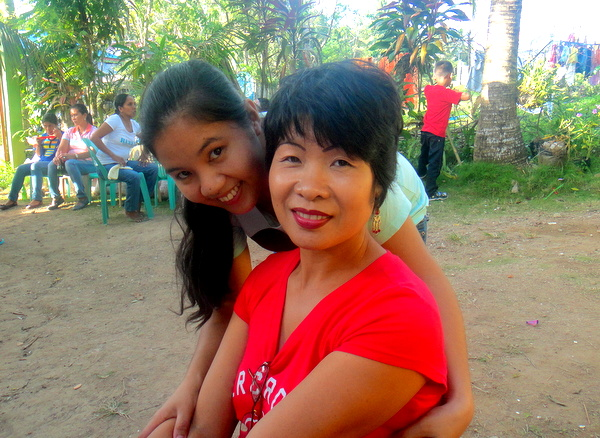 Michelle and My Lovely Asawa