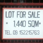 More (Expensive) Lots for Sale in Guimaras
