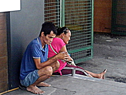 street beggars in Iloilo City