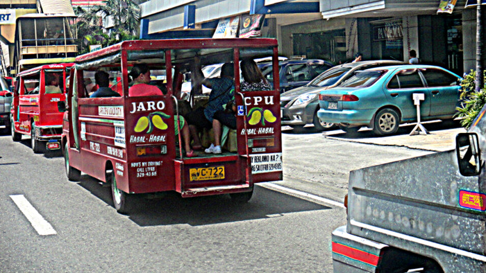 jaro cpu jeepney in iloilo city