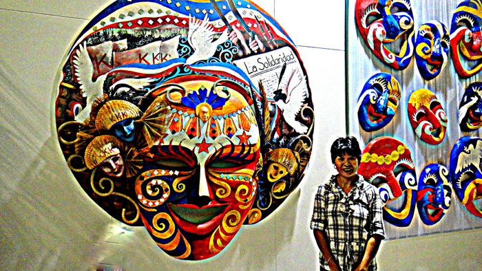 my asawa and the sm city masks in bacolod city