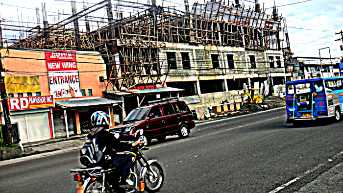 new construction in bacolod city