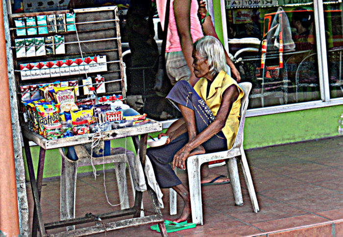 senior citizen in bacolod city