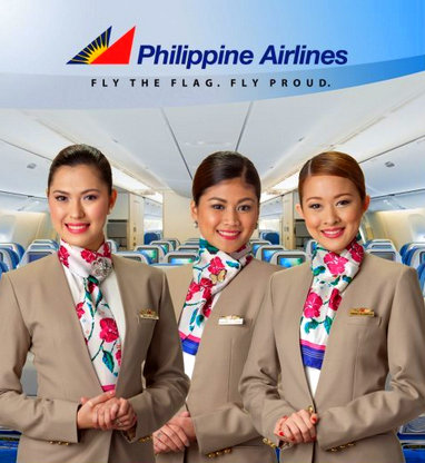 PAL flight attendants