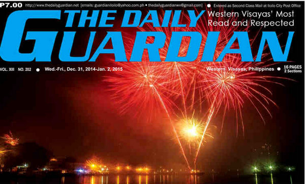 The Daily Guardian Iloilo