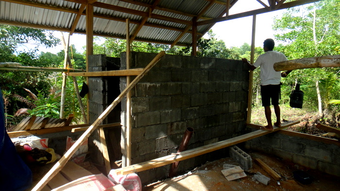 another look at our nipa hut in the philippines