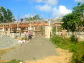 a look at our new house construction in the Philippines