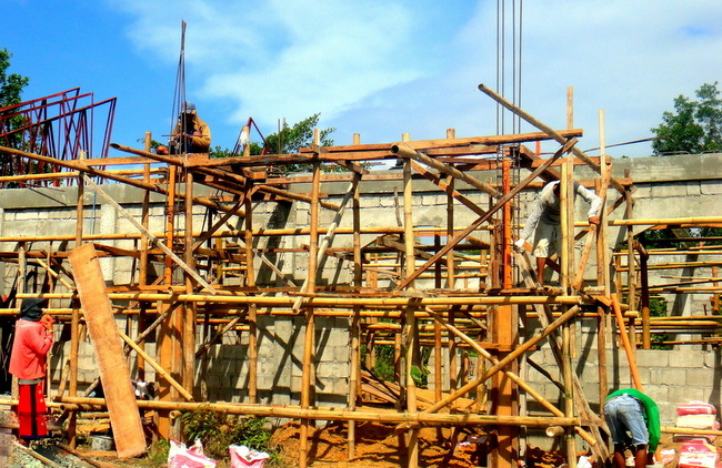 Construction costs philippines for Cost of swimming pool construction in philippines