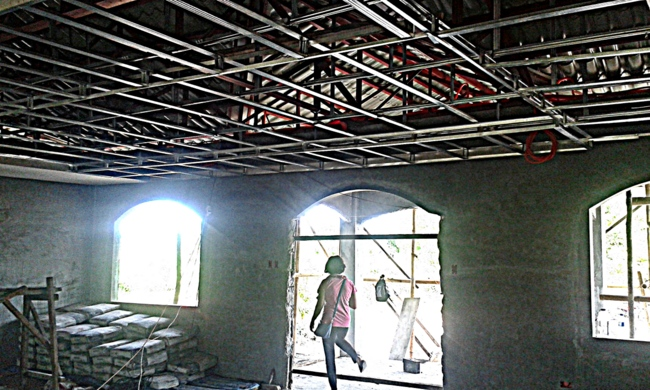 framework for our new ceiling in the Philippines