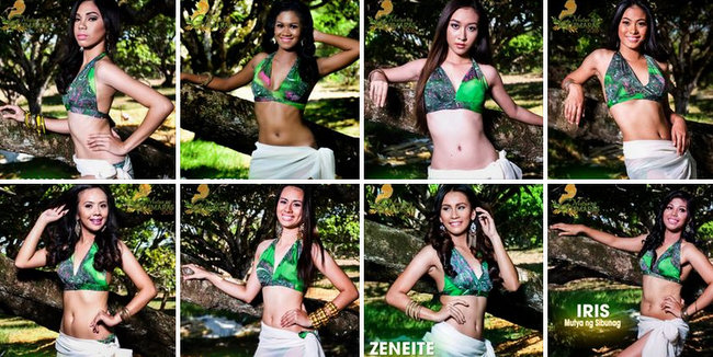 Manggahan Swimsuit Beauties