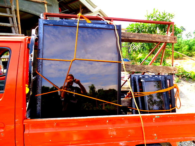 our new windows in the Philippines