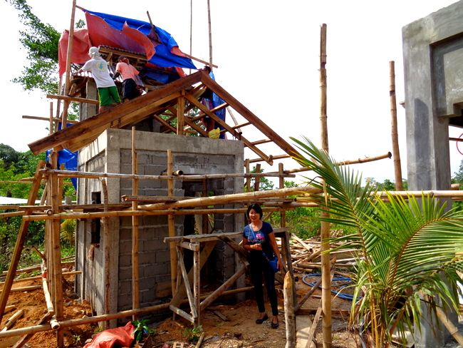 latest update our new home in the philippines