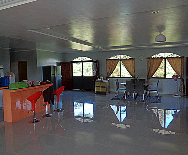 our new living room in the philippines