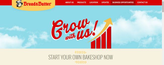 Grow With Us - Bread & Butter -