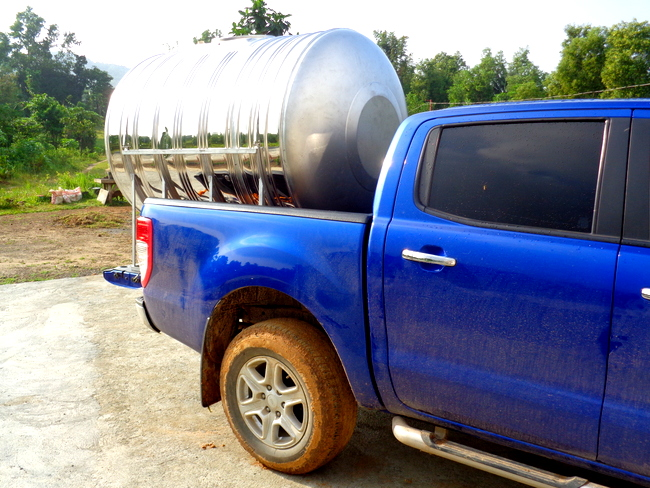 new water tank in the philippines and ford ranger