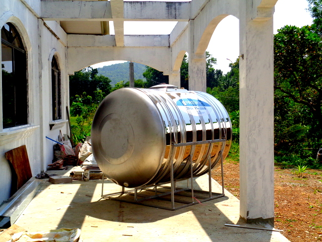new water tank in the philippines