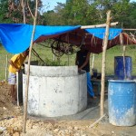 Severe Water Rationing in the Philippines: Our New Well Runs Dry