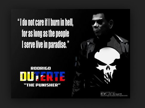 Duterte the Punisher