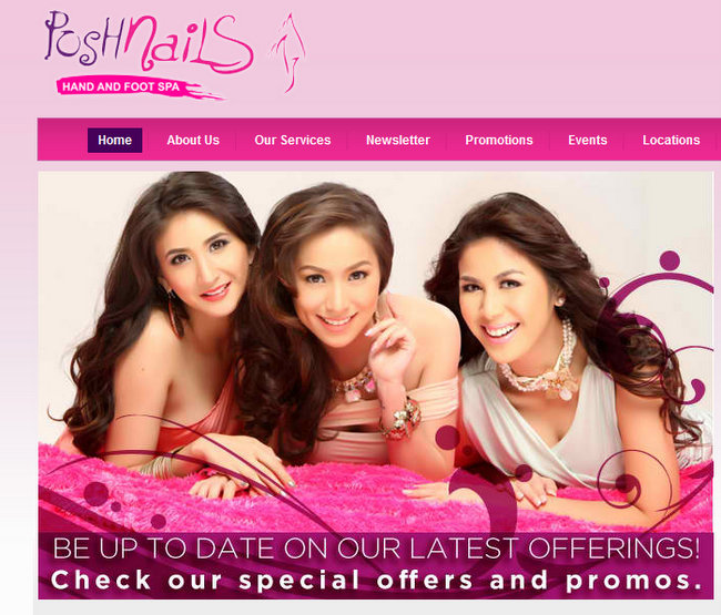 Posh Nails Philippines