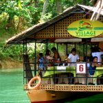 cruising the loboc river bohol