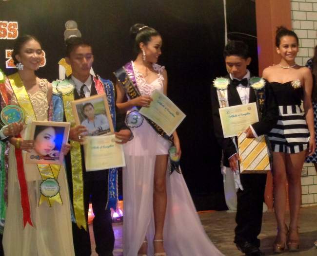 the winners yes-o-model search 2016 guimaras