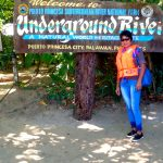 my lovely asawa entrance underground river park palawan
