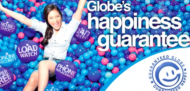 Globes happiness guarantee