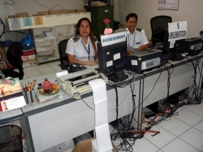 Iloilo city immigration excellence philippines plus for Bureau uniform