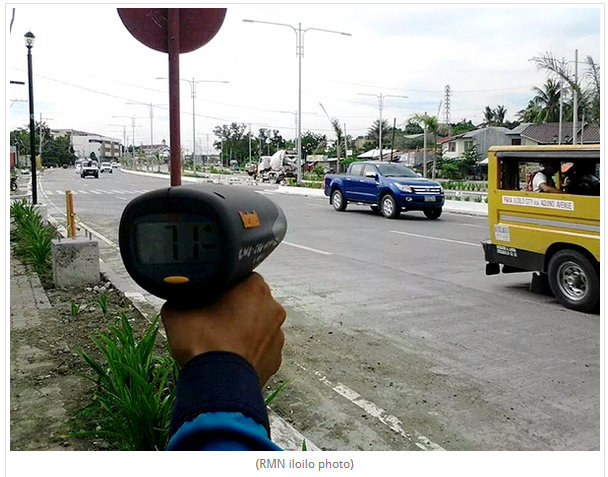 TMTRO apprehends  speed limit violators The Daily Guardian