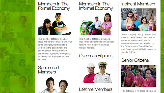 Members PhilHealth