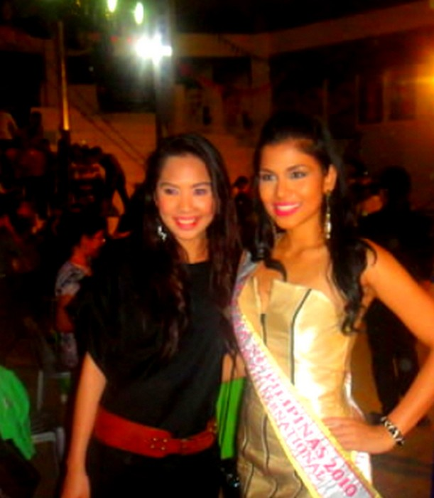 Filipino beauty queens Guimaras