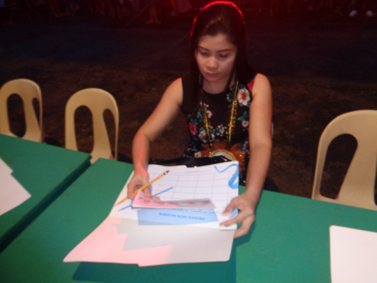 Alida is a judge 1 - Pretty Pinays Populate Philippines Pageant