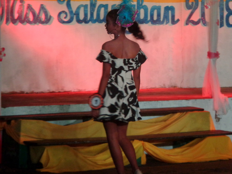 Another Miss Talangban contestant 1 - Pretty Pinays Populate Philippines Pageant