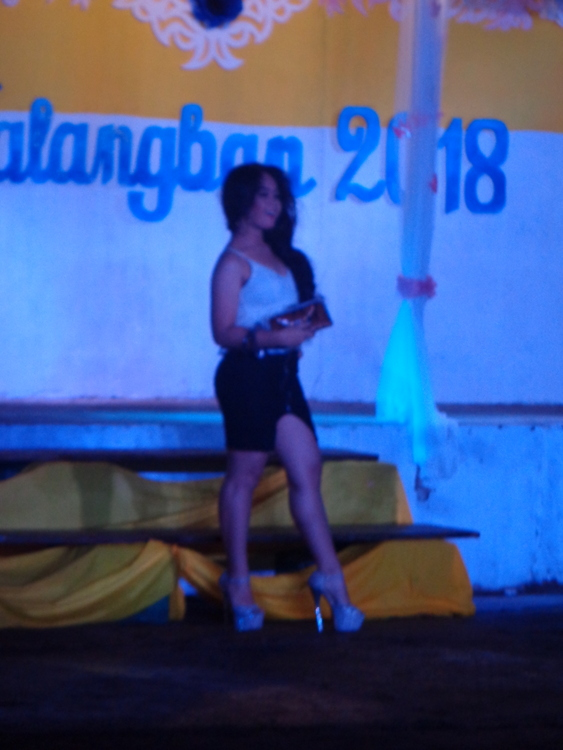 Another Miss Talangban contestant 2 - Pretty Pinays Populate Philippines Pageant